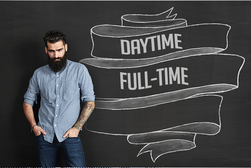 Daytime Full-Time