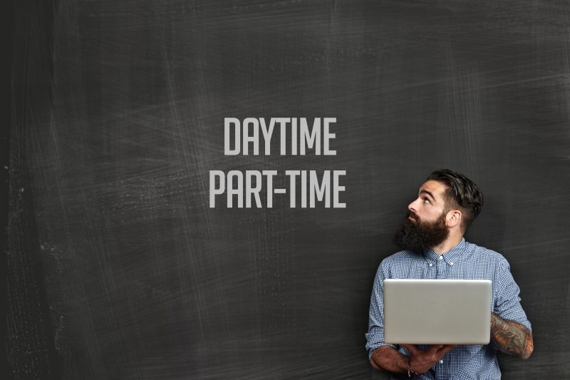 Daytime Part-Time